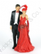 Sophisticated 20's Charleston Figurines 'Charles & Rose' 58301